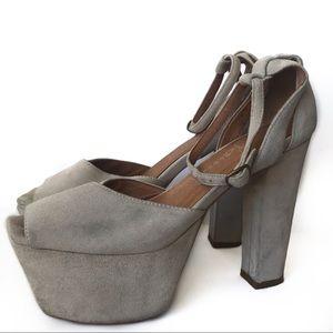 Jeffrey Campbell Perfect 2 Platform Sandal